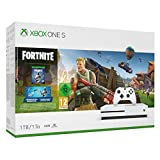 Xbox One S 1TB Fortnite 同捆装 游戏机