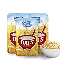 CremedelaCream克德拉克荷兰进口燕麦片500g 即食无糖低脂早餐冲饮营养代餐粥养胃食品 (一袋)