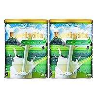 【2罐装】Karivita 新西兰脱脂奶粉 高钙低脂无蔗糖成人奶粉900g罐装