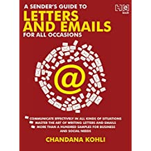 A Sender's Guide to Letters and Emails (English Edition)