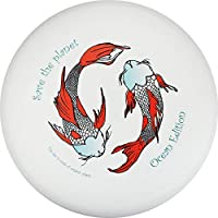 Eurodisc 175 克 * *终极飞盘设计 KOI - Save The Planet Ocean Edition 特别防刮全彩印制