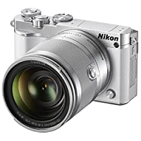 Nikon 尼康 1 J5+VR 10-100mm f/4-5.6 可换镜数码套机(白色)
