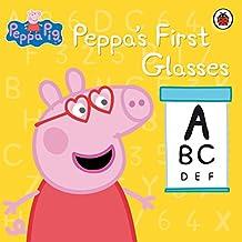 Peppa Pig: Peppa's First Glasses (English Edition)