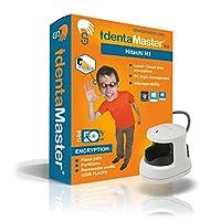 IdentaMaster 生物*软件 Hitachi H1 指静脉阅读器 - 加密,适用于 Win 7/8/10 的 PC