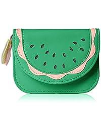 TSUMORI CHISATO 多用包 女士 迷你钱包 卡套 夏日水果