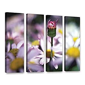 """ArtWall Dean Uhlinger 4 Piece New Arrival Gallery-Wrapped Canvas Set, 24 by 32"""""""