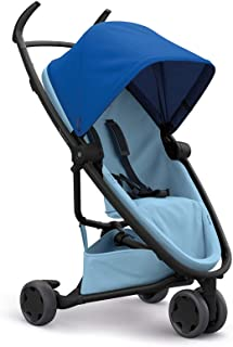 Quinny Zapp Flex 荷蘭 輕便嬰兒推車 可坐可躺 兒童手推車 傘車 0-4歲可用 天空藍