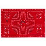法国 Mastrad 揉面垫 红色 F45210