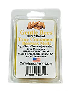 Gentle Bees True Cinnamon Beeswax Melts