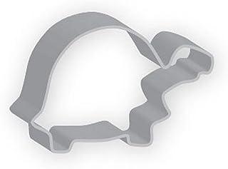 美式饼干模具 采用味工具乌龟饼干模具 3 英寸,12 件套