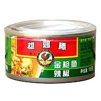 Ayam Brand 雄鸡标辣椒金枪鱼185g*3(泰国进口)