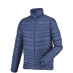 MILLET 觅乐 登山系列 男士 DUAL HEEL LIFT JKT保暖棉服 MIV6661-4107-L 深蓝(4107) 180/100A(L)