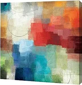 """PrintArt 墙壁艺术印刷品 12"""" x 12"""" GW-POD-38-14154-12x12"""