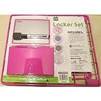 Board Dudes 磁性储物柜套装(各种颜色:粉色、蓝色、黑色、紫色)