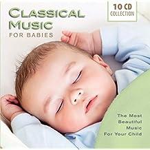 进口CD:给婴儿的古典音乐 Classical Music for Babies(10CD)233732