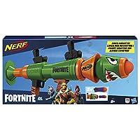 Nerf Fortnite RL 玩具槍 - 發射泡沫火箭 - 包括 2 個官方 Nerf Fortnite 火箭 - 適合青少年、成年人