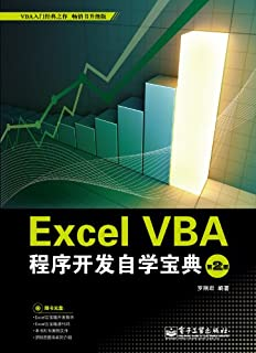 Excel VBA程序开发自学宝典(第2版)