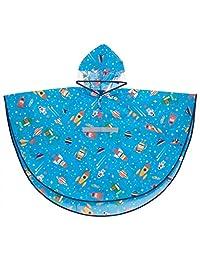 儿童雨披 コミックスター 適応身長110-125cm RAPO1