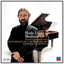 进口CD:鲁普演奏勃拉姆斯(3CD)4757070