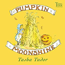 """Pumpkin Moonshine"",作者:[Tudor, Tasha]"