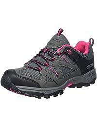 REGATTA 男女皆宜的儿童加特林堡低徒步 - & 登山鞋低帮鞋