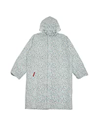 Ogawa 小川 儿童雨衣 130厘米 OLIVE des OLIVE 小花 * 附带反光条 附带收纳袋 70830