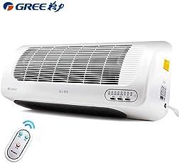 GREE 格力 壁挂取暖器暖风机NBFC-X6021B(亚马逊自营商品, 由供应商配送)