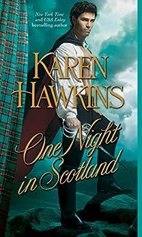 """One Night in Scotland (The Hurst Amulet Book 1) (English Edition)"",作者:[Hawkins, Karen]"