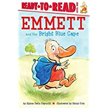 Emmett and the Bright Blue Cape (Ready-to-Reads) (English Edition)