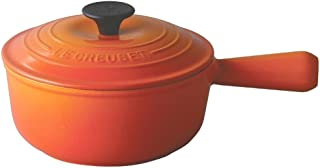 Le Creuset 酷彩 炖锅 2507–18 橙色