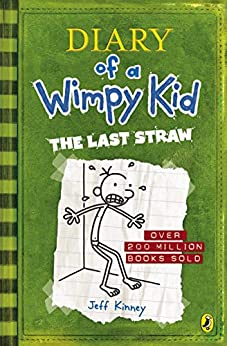 """""""Diary of a Wimpy Kid: The Last Straw (Book 3) (English Edition)"""",作者:[Kinney, Jeff]"""