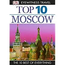 DK Eyewitness Top 10 Moscow (Pocket Travel Guide) (English Edition)