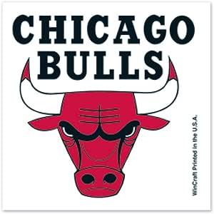 WinCraft NBA 芝加哥公牛队 72376091 纹身(4 件装)