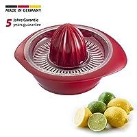 Westmark 柠檬-/榨汁机 红色 18.7 x 17 x 10.5 cm