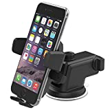 iOttie Easy One Touch 3 Car Mount Holder for iPhone 6s Plus Samsung Galaxy S6 Edge Plus Note 5 Google Nexus