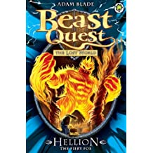 Hellion the Fiery Foe: Series 7 Book 2 (Beast Quest 38) (English Edition)