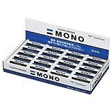 TOMBOW 铅笔 橡皮擦 MONO PE01 60サイズ40個 モノPE01 40個