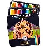 Prismacolor 优质软芯彩色铅笔-48支