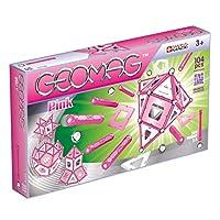 Geomag Pink 104 件堆叠玩具 36 months to 10000 months 104 Piece Set