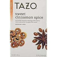 Tazo Sweet 肉桂香料*茶 - 20 只装 2片装 20.00