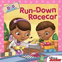 Doc McStuffins:  Run Down Race Car (Disney Storybook (eBook)) (English Edition)
