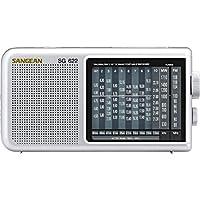 SANGEAN 山進 SG-622 AM / FM / SW 1-10緊湊型全波段收音機