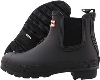 HUNTER 雨靴 WOMENS ORIGINAL CHELSEA 女士 黑色 25.0 cm