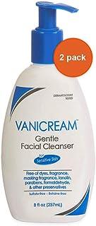Vanicream 温和洁面乳,226.8 毫升 Vanicream 出品 (2 件装)
