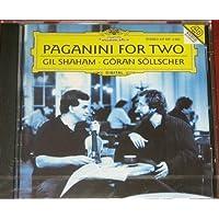 进口CD:帕格尼尼:小提琴与吉它的对话(CD)(4378372C)