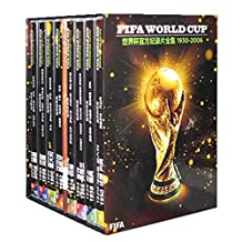 正版 FIFA WORLD CUP世界杯官方纪录片全集 1930-2006 15DVD 足球dvd 世界杯