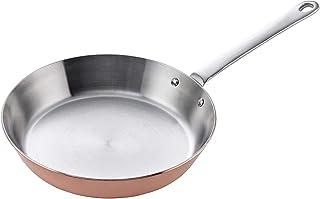 Scanpan Maitre D' 感应煎锅,9.5 英寸(约 24.1 厘米),铜