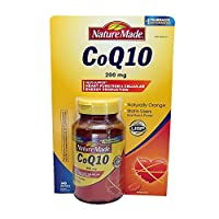 Nature Made Coq10 200 Mg, Naturally Orange,Value Size, 140-Count