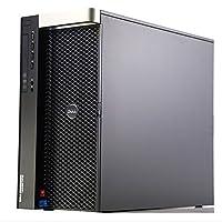 戴尔(DELL) 戴尔(DELL ) T7910图形工作站主机 塔式双路至强E5台式电脑 (单颗E5-2620V4 八核心 2.1主频 16G/1T/M4000-8G独显)
