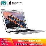 【2017全新一代MacBook Air】 Apple MacBook Air MQD32CH/A 13.3英寸笔记本电脑 轻薄本(13.3/1.8GHZ/8GB/128GB固态硬盘) 搭载1.8GHz 双核 Intel Core i5 处理器 顺丰发货 可开增值税专票